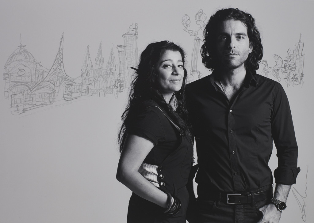 Directors, Soula & Theo Mantalvanos