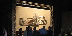 Mercedes McLaren Grand Prix dinner