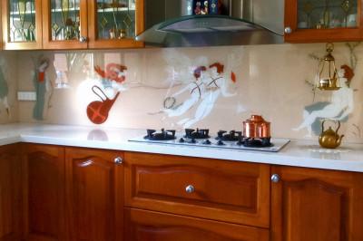 Kitchen splashbacks by Soula