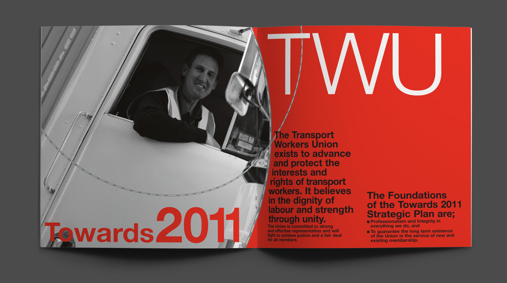 Transport Workers Union Strategic Document