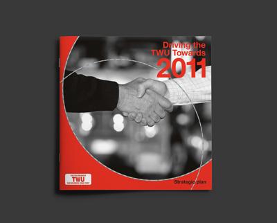 Transport Workers Union Strategic Document