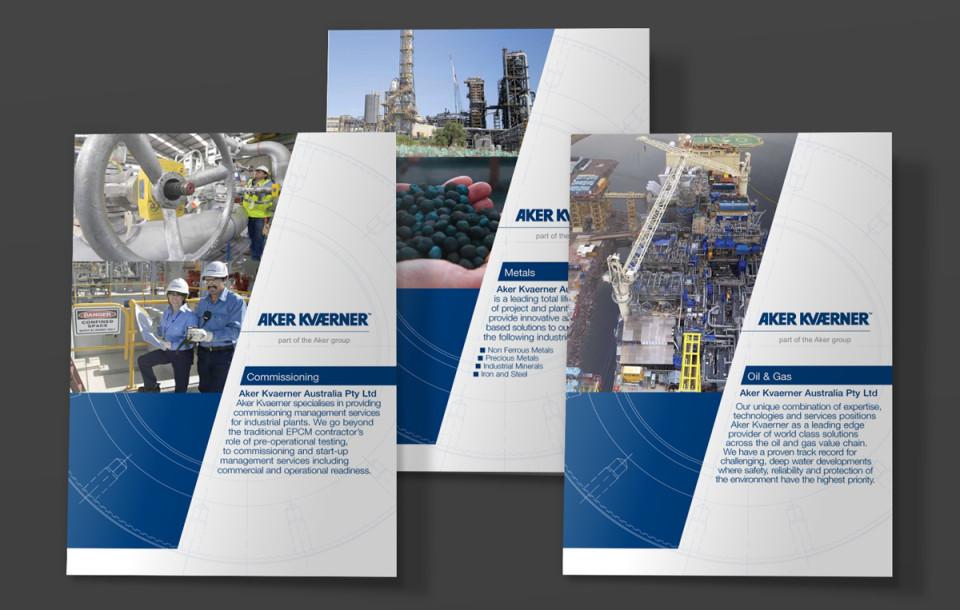 Aker Kvaerner Sector Sheets