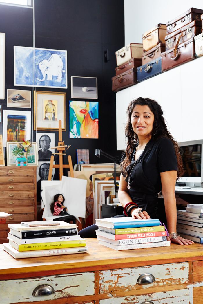 Soula in Studio by Marija Ivkovic