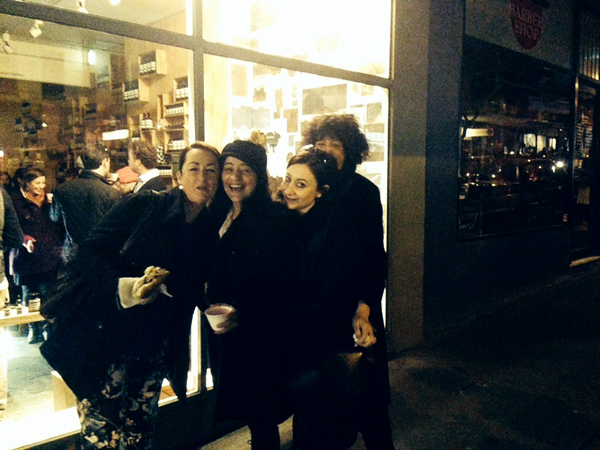 Gspf Opening Night Simone, Soula, Cat & Lyn