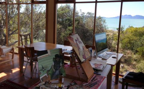 ooi studio in Tassie