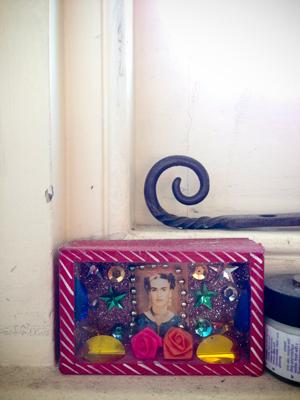 Barbie-Kjar-tribute to Frida