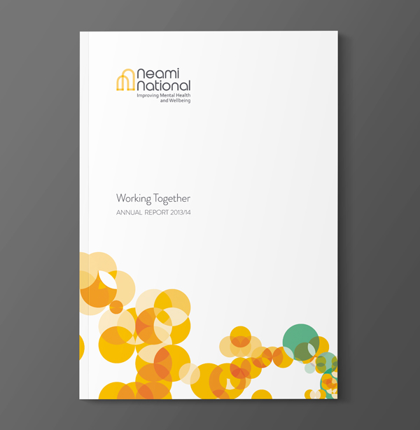 Neami National Annual Report Cover 2014 ©ooi