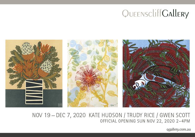 Warren Cooke / Evan Salmon   Queenscliff Gallery