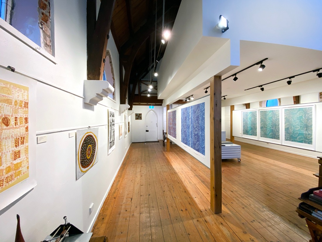 Tanner Tiwi exhibition